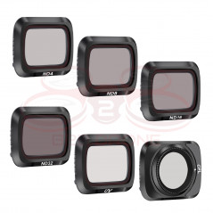 DJI Mavic Air 2 - Set Filtri ND4 ND8 ND16 ND32 MCUV CPL - STARTRC