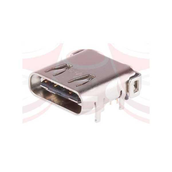 Connettore USB Type-C Femmina Montaggio PCB