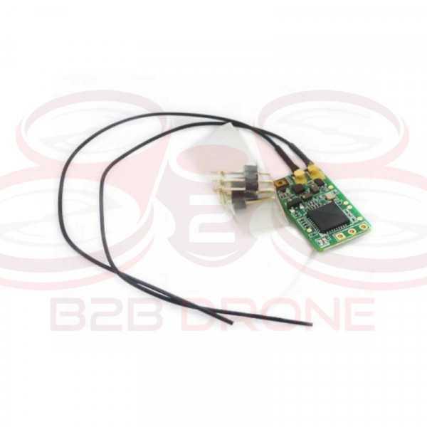 FrSky - XM+ - Ricevitore 2.4 GHz 16CH SBUS - FCC