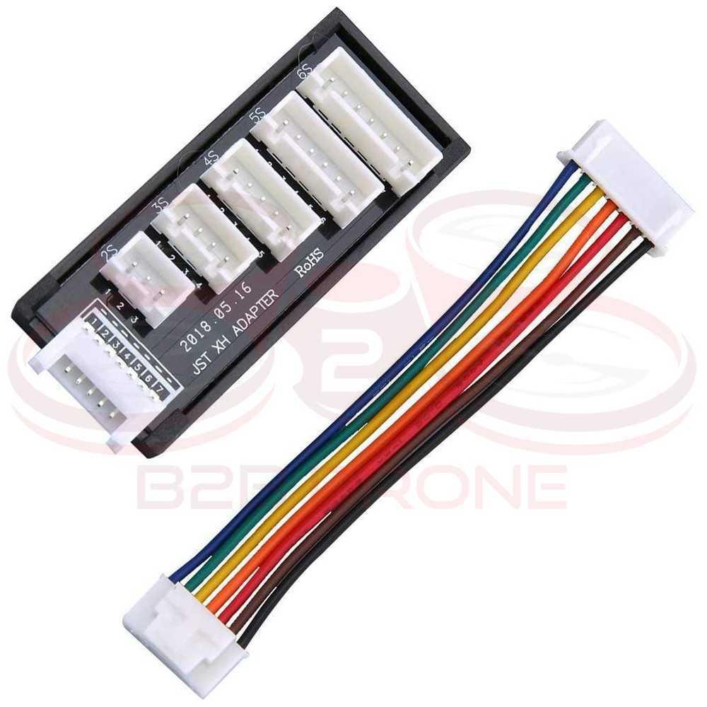 Adattatore di ricarica bilanciata per batterie LiPo da 2S a 6S