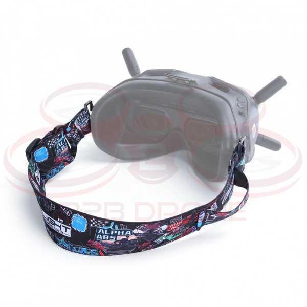 Fascia regolabile per occhiali FPV DJI Digital System