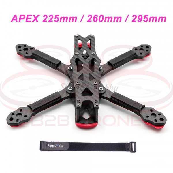 Apex 5 Kit Frame telaio 5 Pollici 225mm per FPV FreeStyle