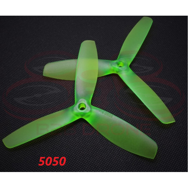 Emax - Set Eliche Mod. T5050 (5 x 5) (10 CW - 10 CCW) colori vari