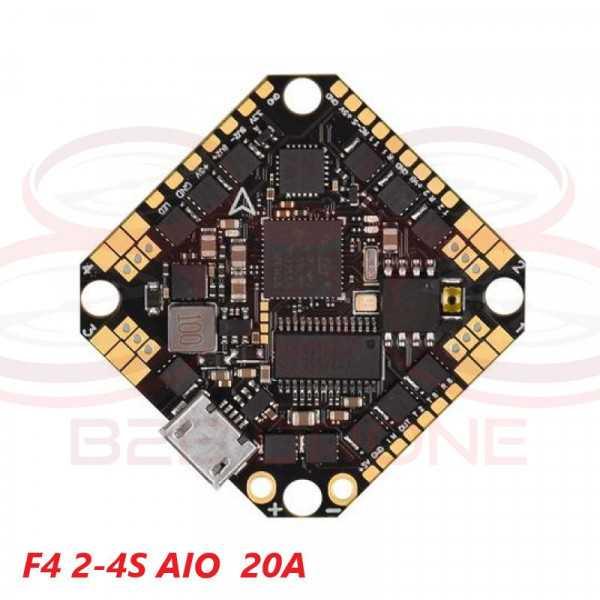 BetaFPV - Flight Controller Toothpick F4 2-4S AIO 20A V3