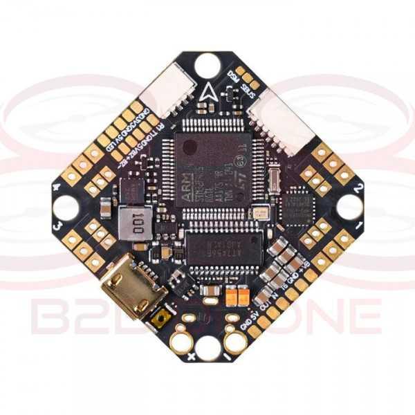 BetaFPV - Flight Controller Toothpick F4 2-4S AIO 20A (BLHeli_S) V4