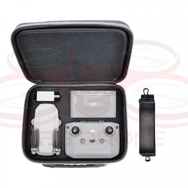 DJI Mini 2 - Custodia semirigida per drone radiocomando e accessori