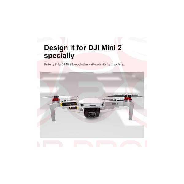 DJI Mini 2 - cover di protezione motori - STARTRC