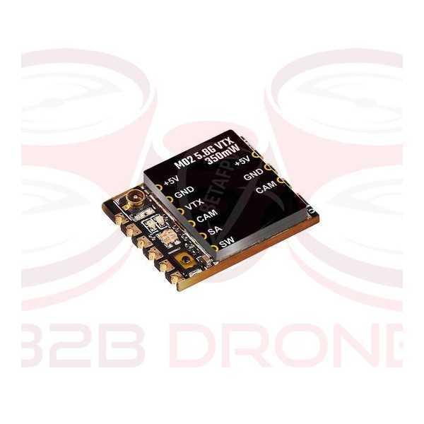 BetaFPV - VTX M02 25-350mW 5.8 GHz Analogica