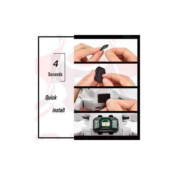Led Stroboscopico di segnalazione per DJI Mavic Mini / Mini 2 / Air 2 - STARTRC