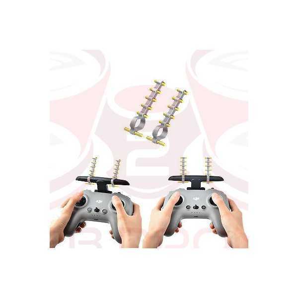 Kit Antenne Yagi-Uda 5.8 GHz per radiocomando DJI FPV - STARTRC