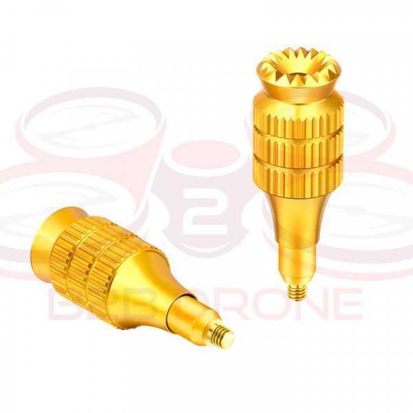 DJI FPV - Coppia Stick regolabili in metallo - STARTRC