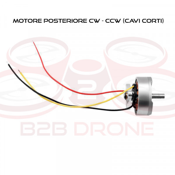 DJI FPV - Motore posteriore CW - CCW - Cavi corti