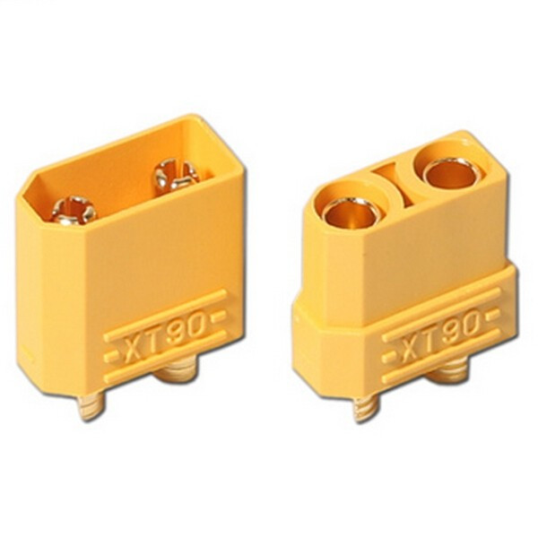 Amass Plug XT90 Maschio/Femmina