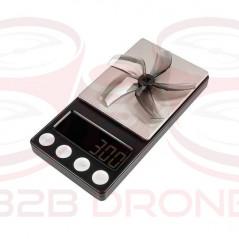 BetaFPV - Set Eliche GEMFAN D76 5-Pale albero 5mm/1.5mm Shaft - Colore Grigio
