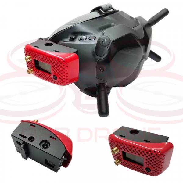 URUAV - V3.0 Plus DJI Digital FPV 5.8 GHz RX Board per Goggles FPV