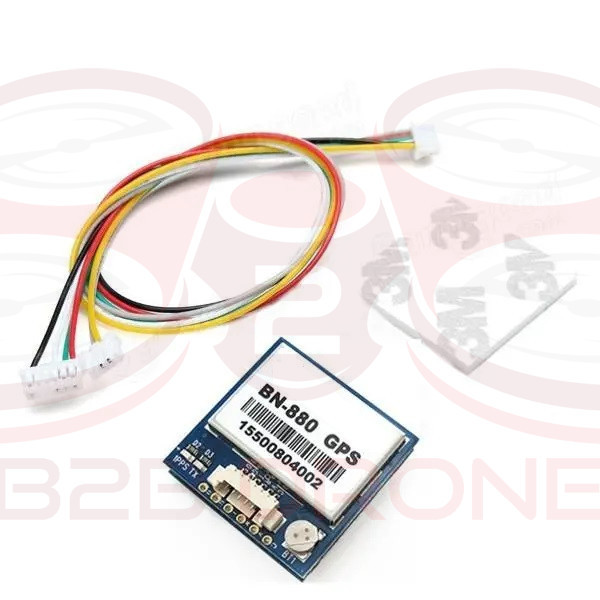 Modulo GPS BN-880 con Bussola per Flight Controller APM