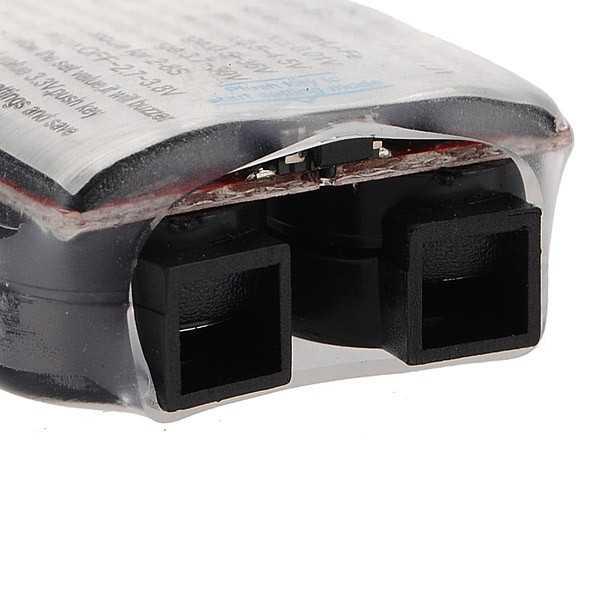 Monitor LED - Allarme per Batterie LiPO 1S a 8S