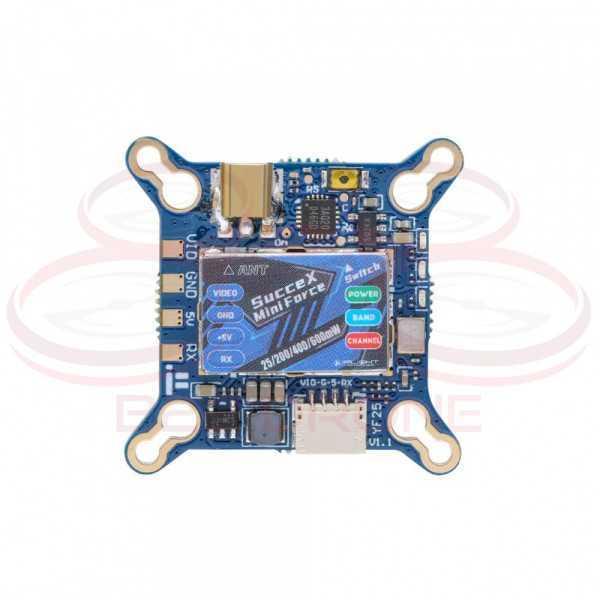 iFlight - SucceX Mini Force VTX 5.8 GHz 600mW Regolabile
