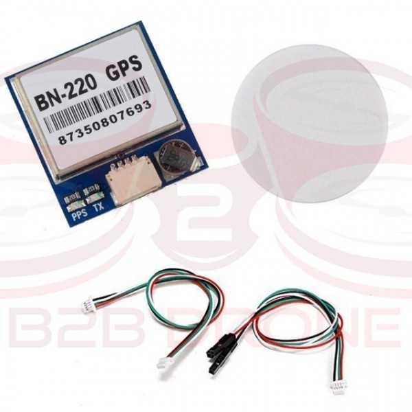 Modulo GPS BN-220 GLONASS per Flight Controller