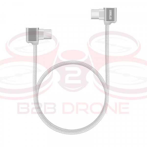 Cavo 30cm USB Type C - USB Type C per Radiocomando DJI - STARTRC