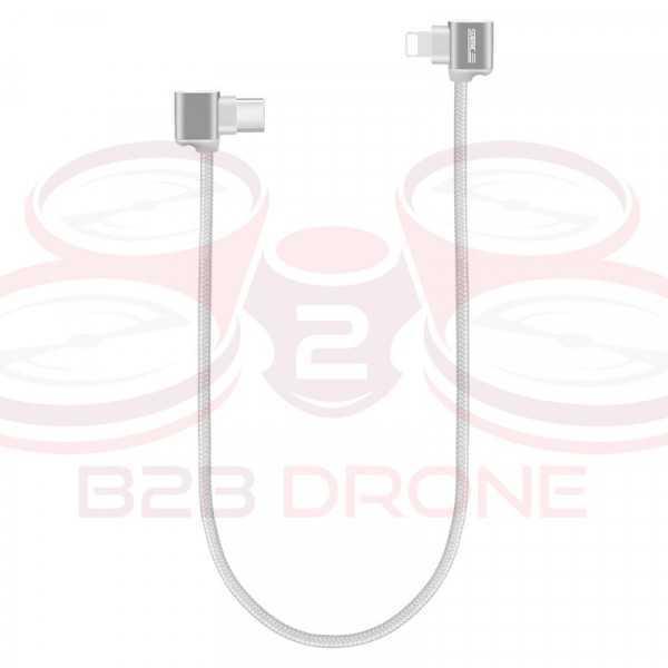 Cavo 30cm USB Type C - Lightning per Radiocomando DJI - STARTRC