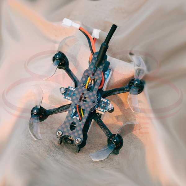 iFlight - 1S Baby Nazgul Nano 73 FPV Drone con RX FrSky ACCST D8 - BNF