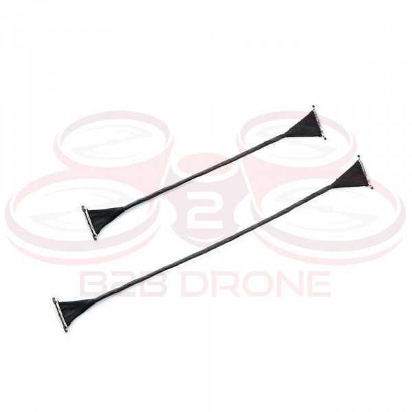 Caddx Vista Coaxial Cable - Varie Misure