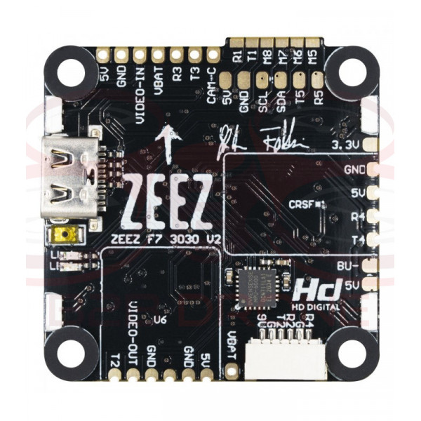 ZEEZ - Flight Controller F7 V2 3-6S 3030