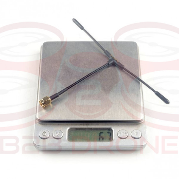 Happymodel - Antenna 915 MHz SMA per Modulo Radio ExpressLRS ELRS ES915TX