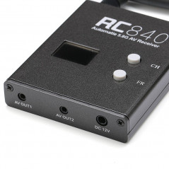 Eachine RC840 5.8G 40CH Raceband Wireless FPV Receiver